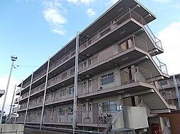 ビレッジハウス師勝[2号棟206号室]の外観
