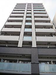 大阪府大阪市西区江戸堀3丁目の賃貸マンションの外観
