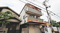 大阪府堺市堺区五条通の賃貸マンションの外観