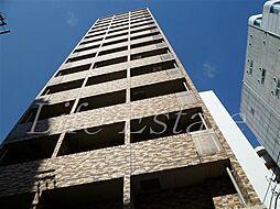 アスヴェルタワー大阪城WEST[5階]の外観