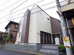 西武国分寺線 恋ヶ窪駅 徒歩9分の賃貸アパート