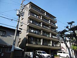 ハウスキャロット[4階]の外観