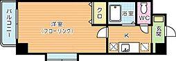 ネット志徳[403号室]の間取り