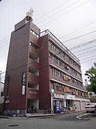 永沢マンション[4階]の外観