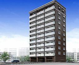 (仮)松島1丁目明石ビル[8階]の外観