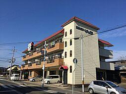 江本グリーンハイツ[3階]の外観