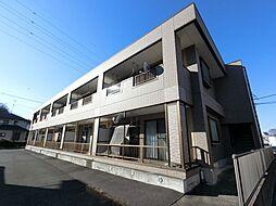 大崎台長澤マンション[1階]の外観