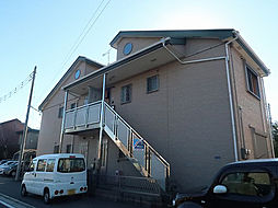 ハイツルーエI[2階]の外観
