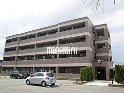 三重県松阪市嬉野中川新町2の賃貸マンションの外観