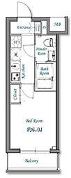 新築 N−stage武蔵浦和[304号室号室]の間取り