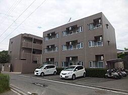 愛媛県松山市朝日ケ丘2丁目の賃貸マンションの外観