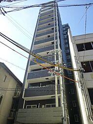 レジュールアッシュ梅田AXIA[7階]の外観