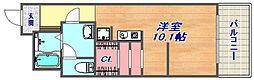 [タウンハウス] 兵庫県神戸市東灘区御影中町1丁目 の賃貸【/】の間取り