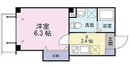 東京都世田谷区太子堂4丁目の賃貸マンションの間取り