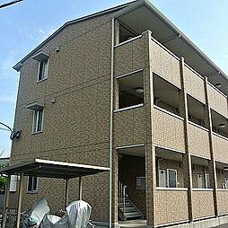 福岡県北九州市八幡西区上の原3丁目の賃貸アパートの外観