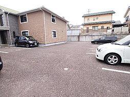岐阜県美濃加茂市中部台2丁目の賃貸アパートの外観