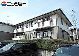 セジュール亀山G棟[1階]の外観
