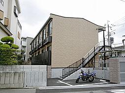 阪急千里線 千里山駅 徒歩5分の賃貸アパート