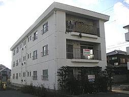 垣根マンション[301号室]の外観