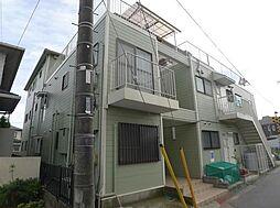 千葉県流山市大字西平井の賃貸マンションの外観