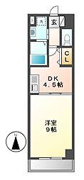 ラニカイパーク[7階]の間取り