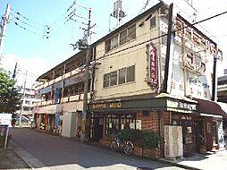 三国ヶ丘コーポ[2階]の外観