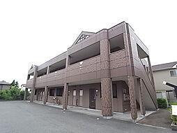 兵庫県姫路市飾磨区構2丁目の賃貸マンションの外観
