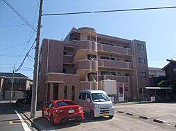 愛知県名古屋市中村区日比津町2丁目の賃貸マンションの外観