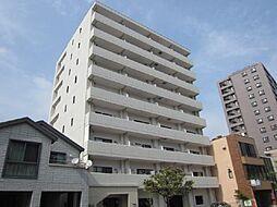 静岡県浜松市中区常盤町の賃貸マンションの外観