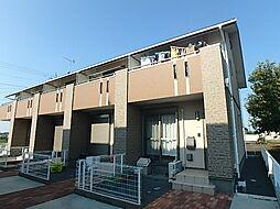 [テラスハウス] 茨城県下妻市石の宮 の賃貸【/】の外観