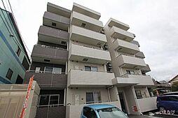 広島県福山市東町3丁目の賃貸マンションの外観