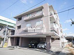浅井コーポV[3階]の外観