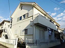 神奈川県横浜市鶴見区北寺尾5丁目の賃貸アパートの外観