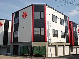 アークタウン西岡A[2階]の外観