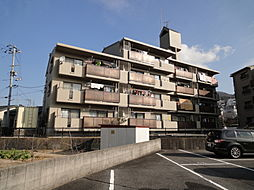 広島県安芸郡府中町八幡2丁目の賃貸マンションの外観