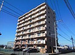 静岡県駿東郡清水町久米田の賃貸マンションの外観