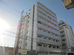 パールハイム駒川[4階]の外観