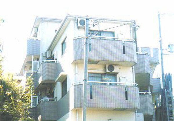サンマリン名谷 3階の賃貸【兵庫県 / 神戸市垂水区】