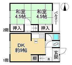 武庫之荘駅 680万円