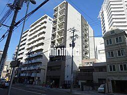 ヒルズ新栄2号館[2階]の外観
