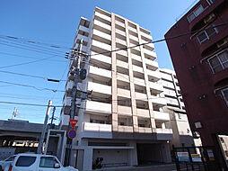 グランフォーレ箱崎アネックス[4階]の外観