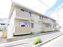 カーサグランデ南川崎[1階]の外観