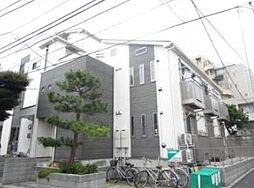 東京都杉並区下井草5丁目の賃貸アパートの外観