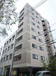 パークTホームズザビエル(市小学校区)[1階]の外観