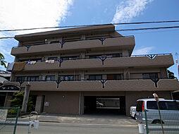 兵庫県姫路市田寺7丁目の賃貸マンションの外観