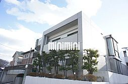 愛知県長久手市武蔵塚の賃貸マンションの外観