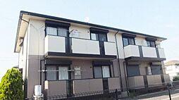 千葉県船橋市藤原2丁目の賃貸アパートの外観