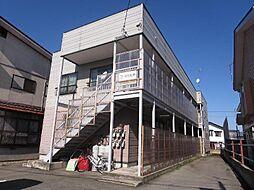 コーポ大水戸[202号室]の外観