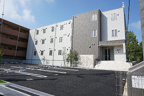 LA・SOCIETE 3階の賃貸【茨城県 / つくば市】