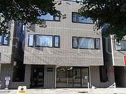 北海道札幌市中央区南八条西9丁目の賃貸アパートの外観